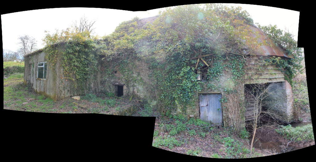 Survey of an old watermill