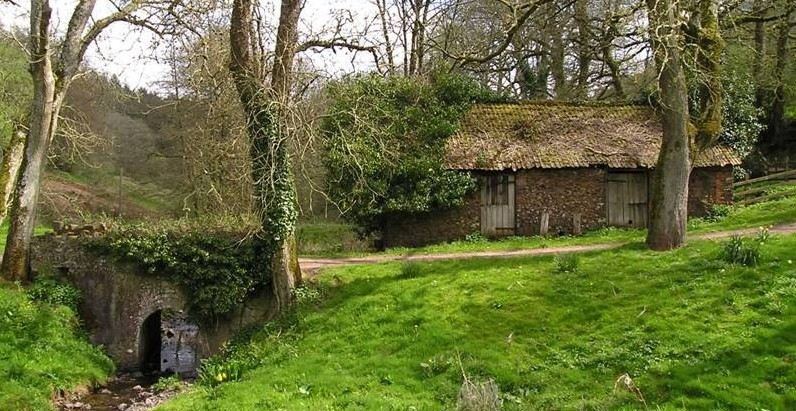 Conversion of an historic watermill