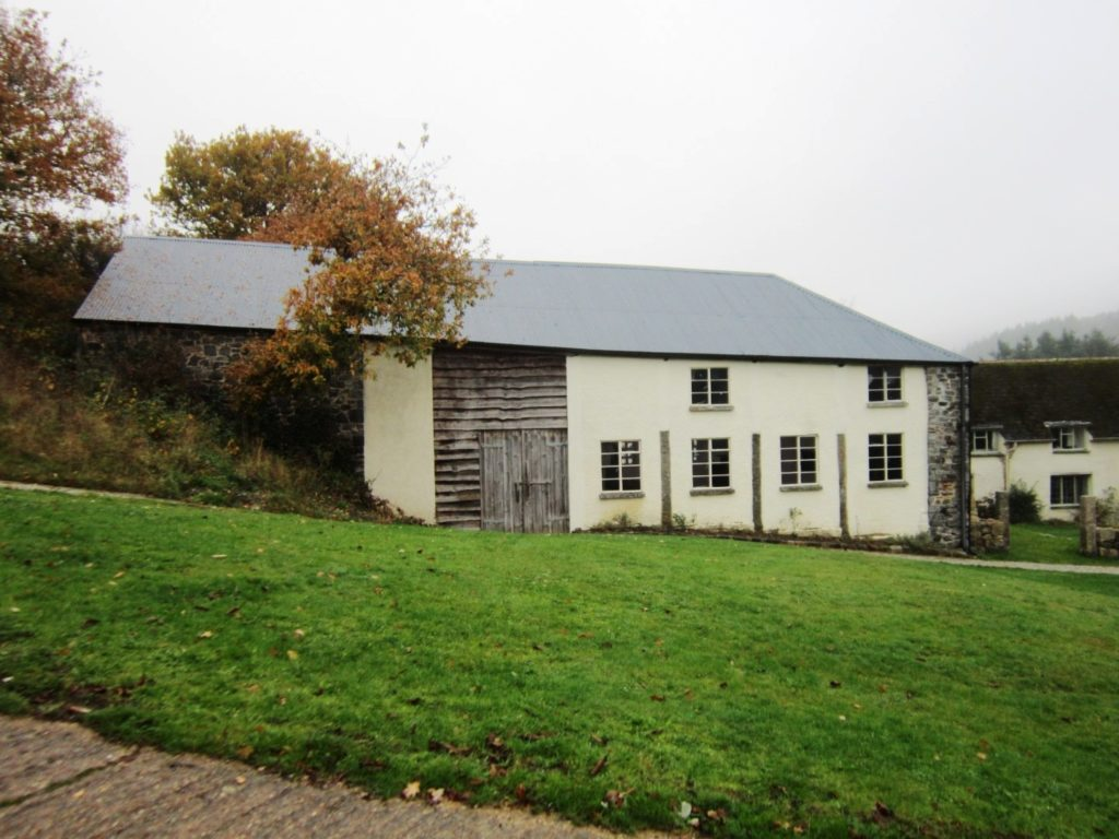 Change of use of Listed barn