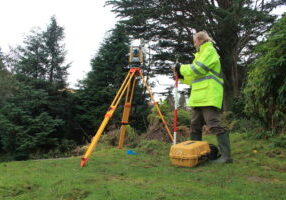 Forester TPC Limited GT 505 land survey services